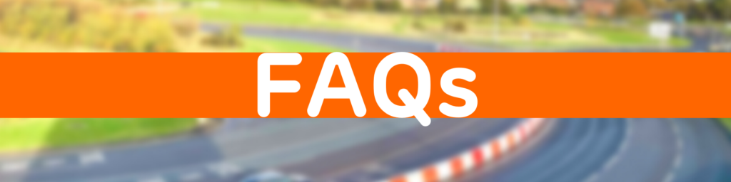 Header for the Tyne Pass FAQs page